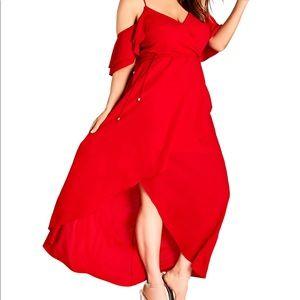 Miss Jessica Maxi Dress